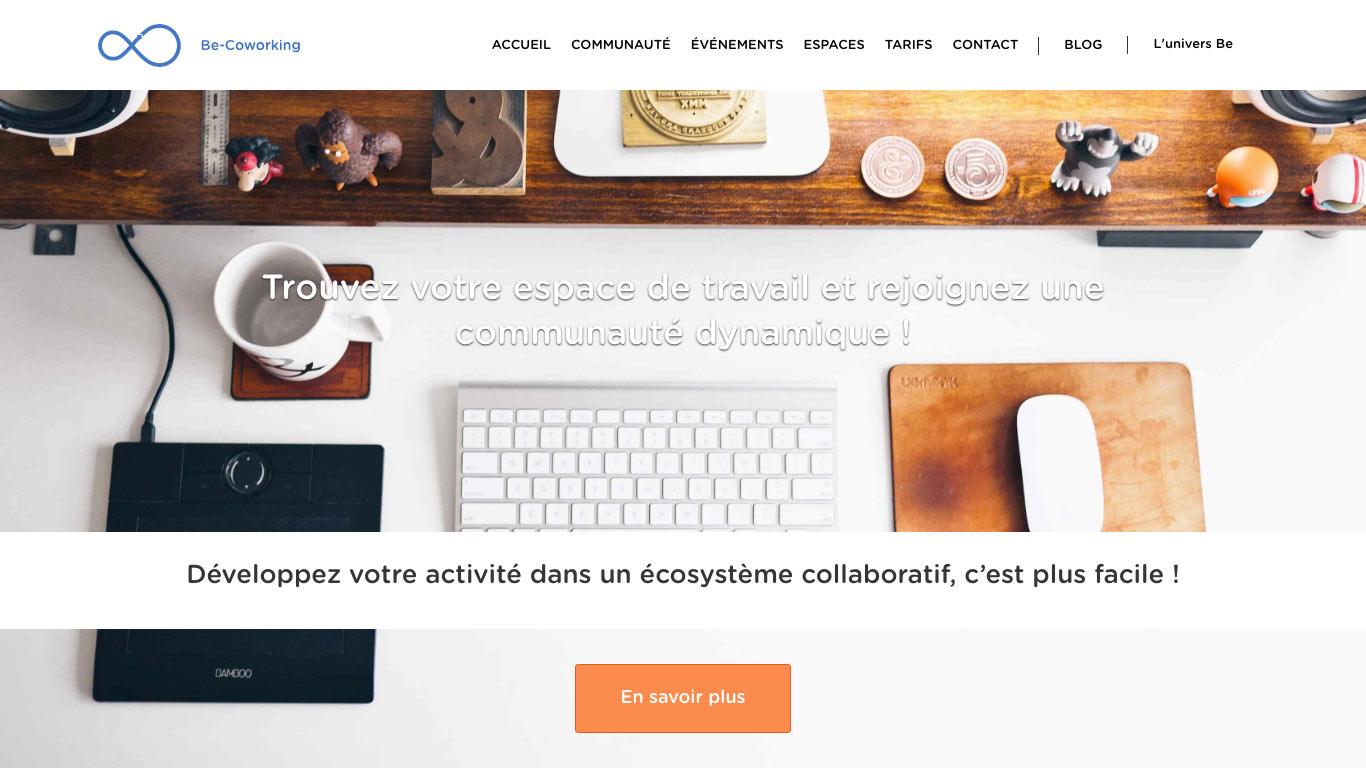 Be-Coworking La Jonquière