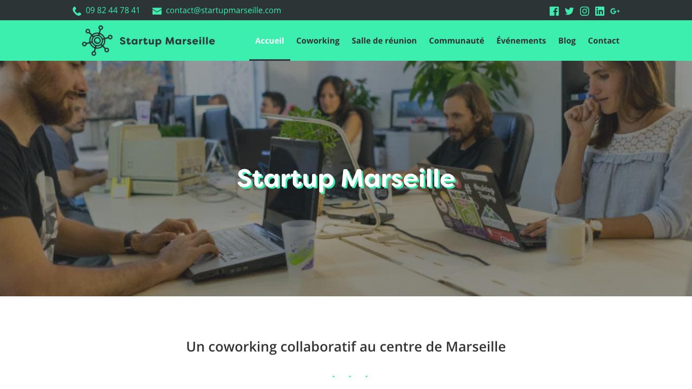 Startup Marseille
