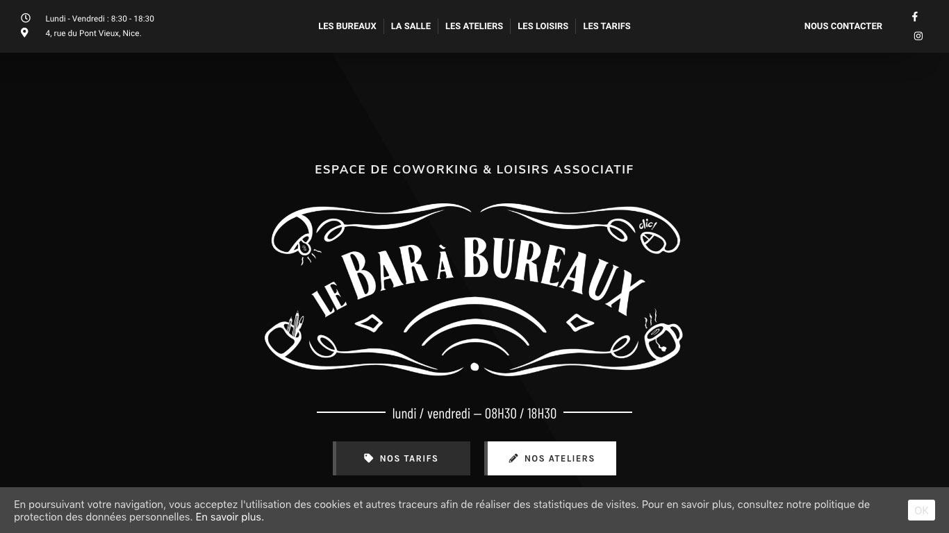 Le Bar à Bureaux - Espace de Coworking Nice