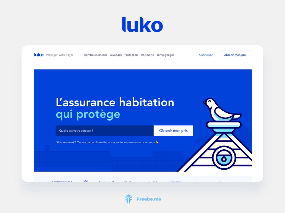 Luko, l'assurance habitation moderne et solidaire