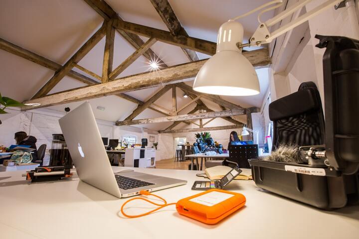 Top 10 des coworking à tester en freelance à Lyon