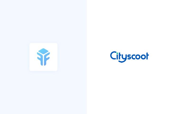 Cityscoot, les scooters électriques en libre-service