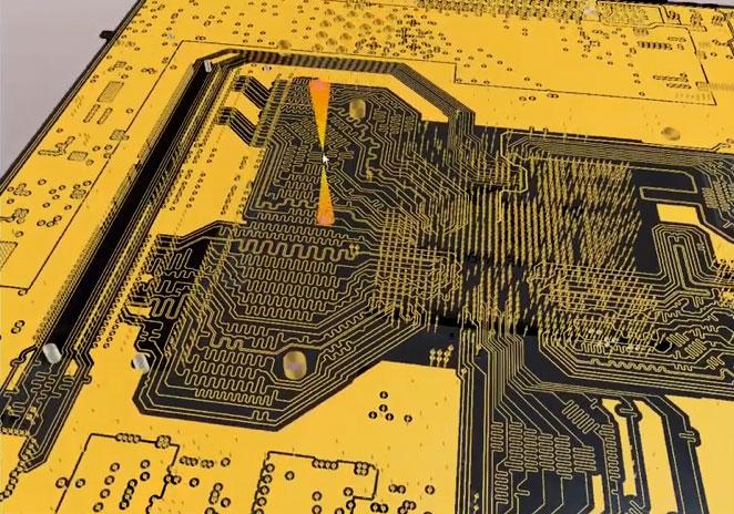 Altium Designer 20 Выравнивание длины цепей