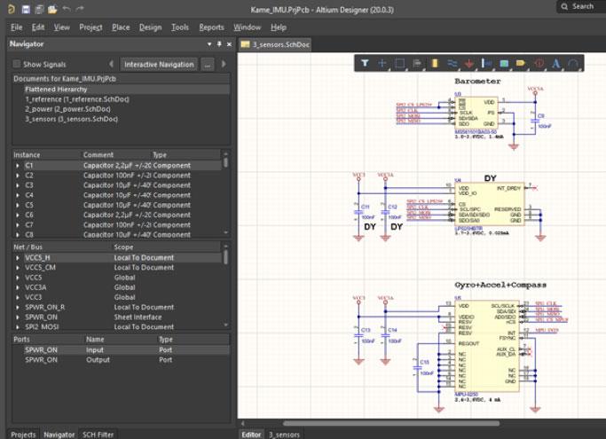 Altium Designer 20 Улучшения редактора схем