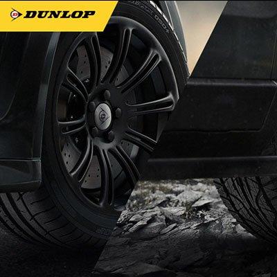 Pneus Dunlop, o primeiro pneu do mundo!