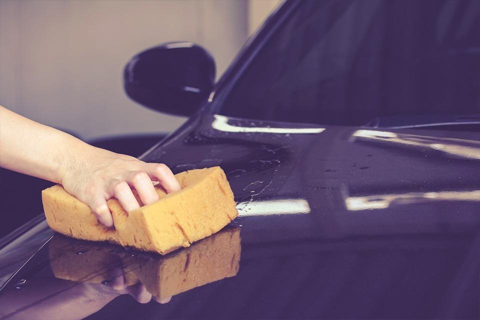 Como cuidar do carro que fica ao ar livre?