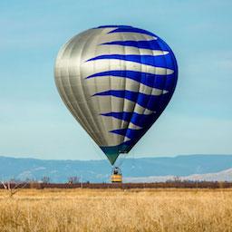 Hot air balloon rides in California, near me