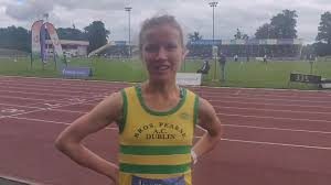 National Womens Masters 3k Title for Ciara Hickey