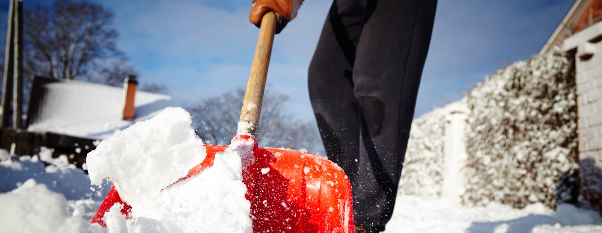 Winterdienst & Wegereinigung