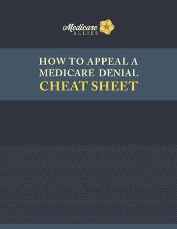Medicare Appeal Cheat Sheet