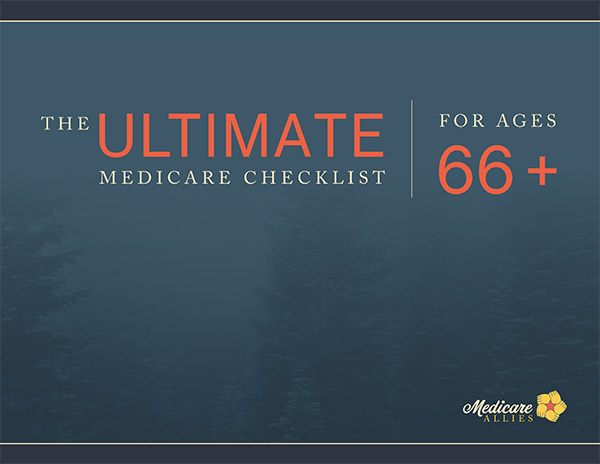 Medicare Checklist for Ages 66+