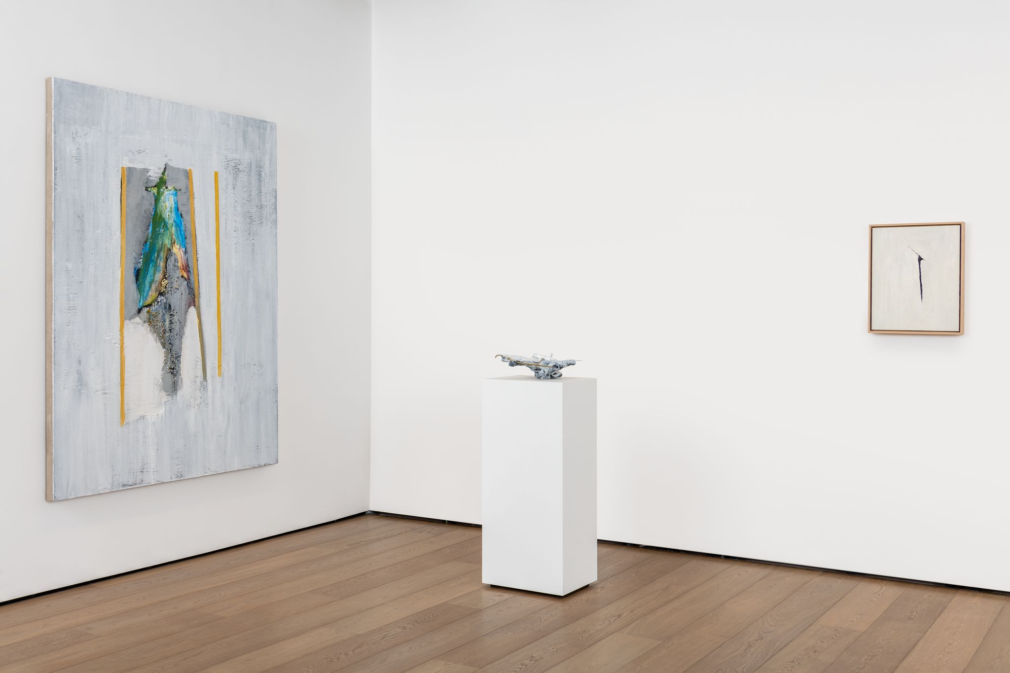 Installation View, Erik Lindman, Parsifal, November 27, 2019 — January 18, 2020, London