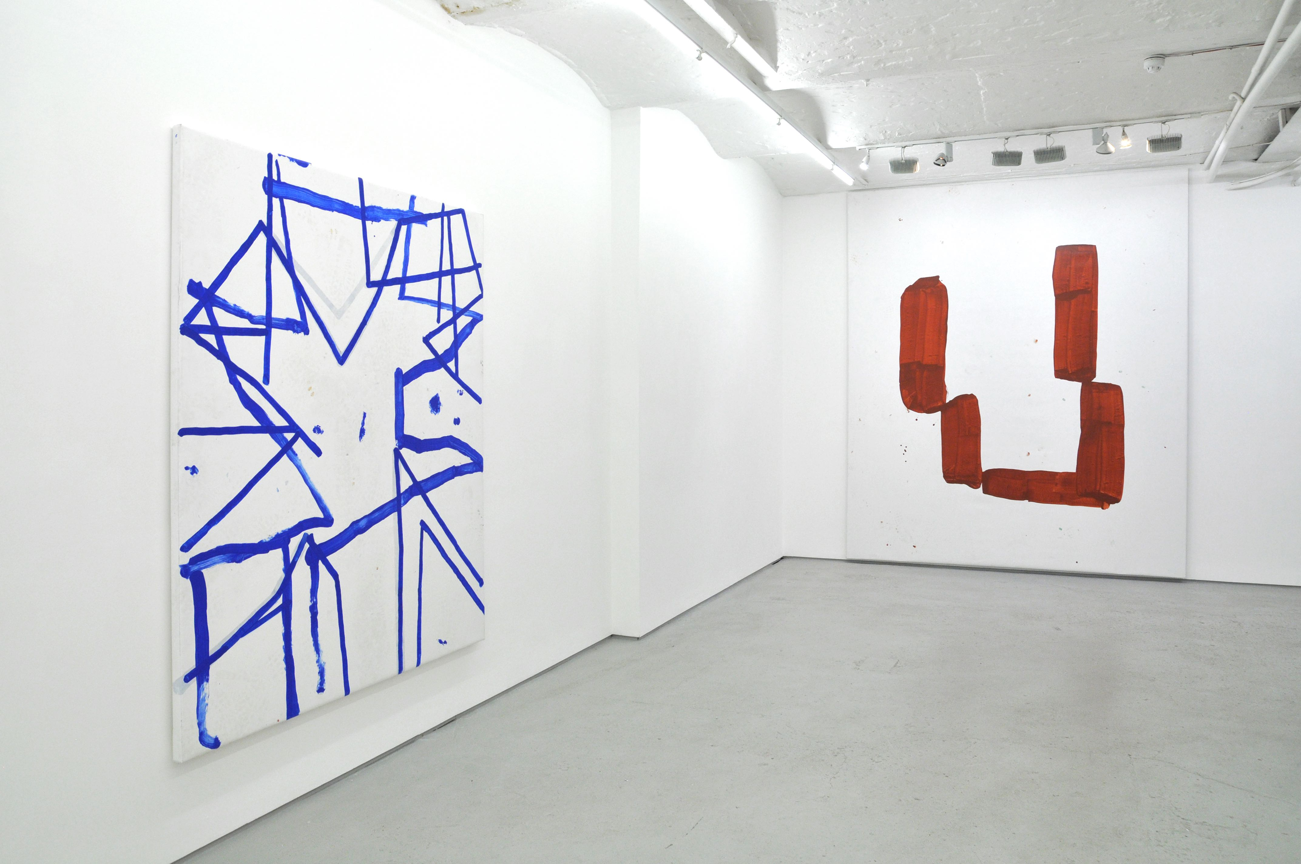 Installation View, DROOR'NGS at FOLD, Images Courtesy of Fold