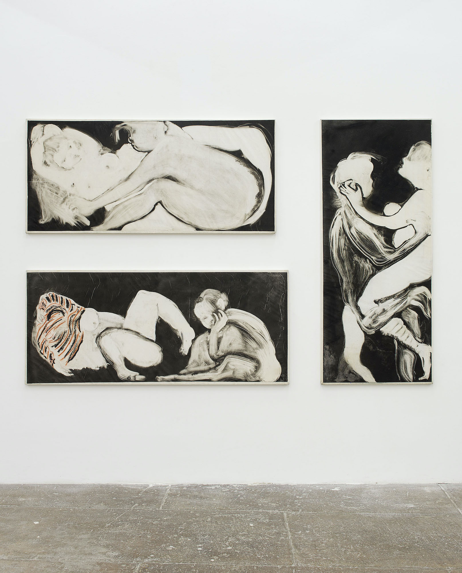 Isabella Ducrot at T293, Image courtesy of the artist and T293, Rome