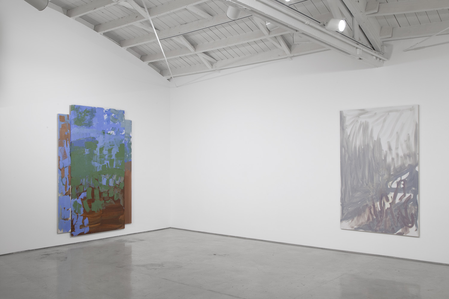 Installation view, 4:00 Universe, 2020, Photograph courtesy of Morán Morán