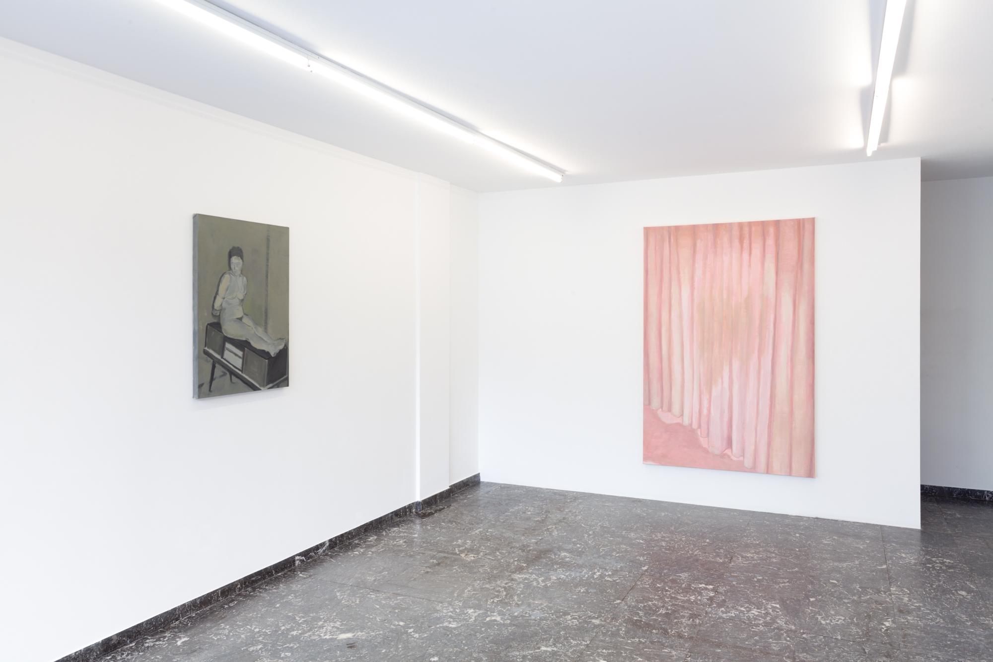 Guy Van Bossche, Underground No Floor, Installation view, TICK TACK Antwerp, Photo by Pieter Huybrechts.