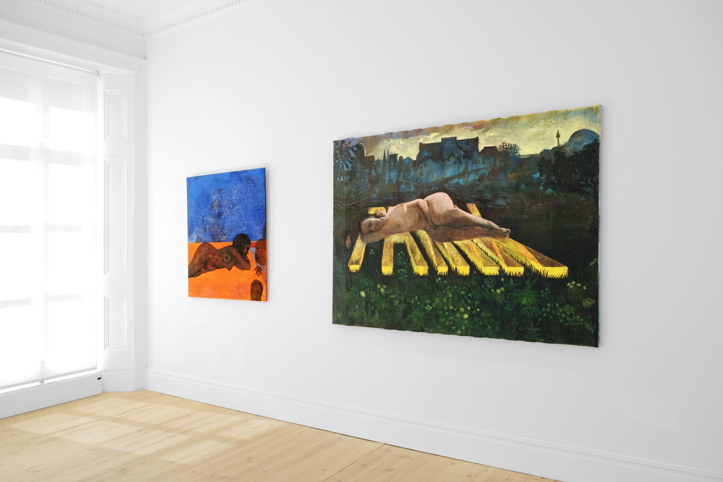Stanislava Kovalcikova, Cautionary Tales, Installation 4, courtesy of MAMOTH, 2020