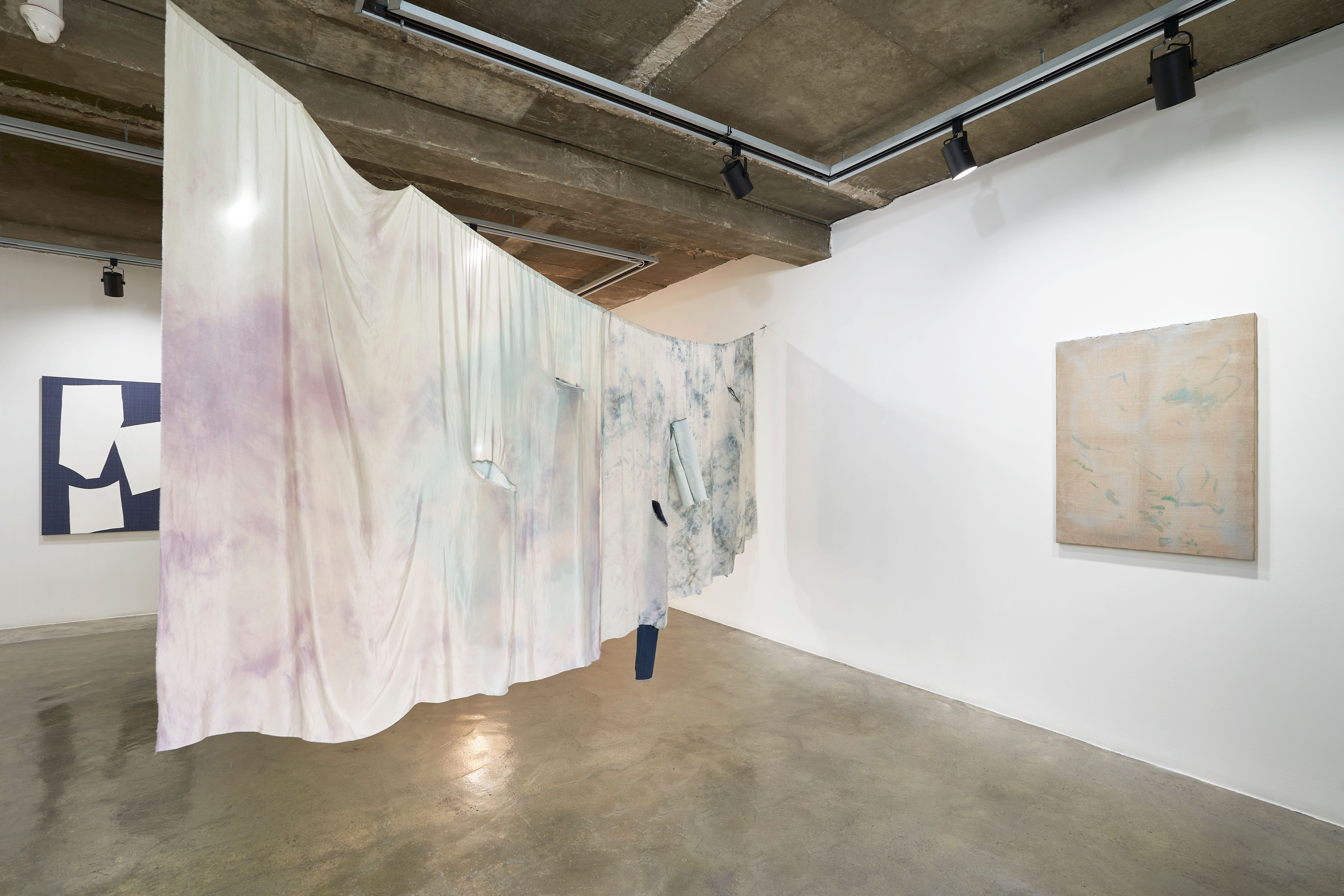 Installation view: Fay Shin, 'Air within Us', 2020, Courtesy of GALLERY SU: and the artist