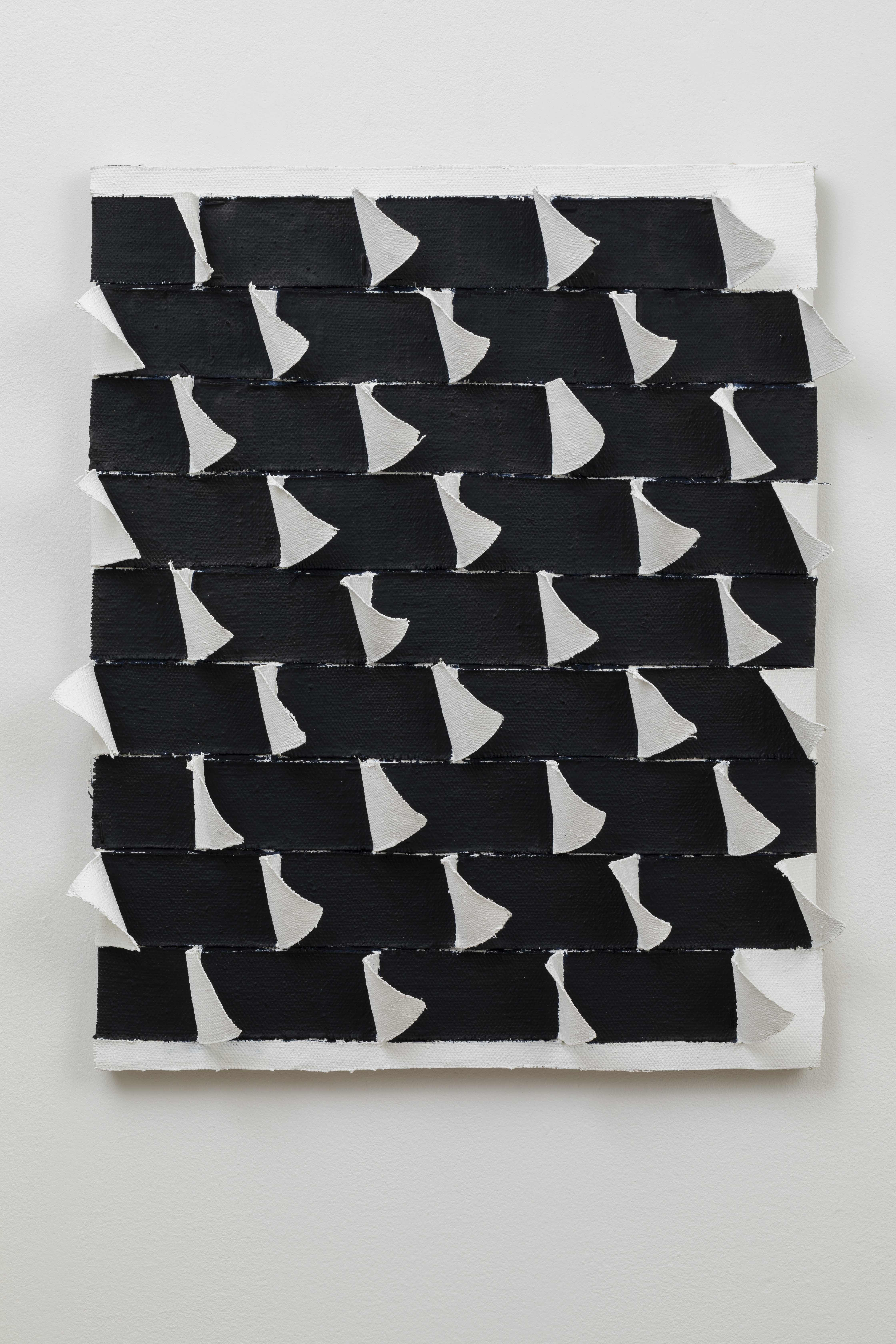 Adam Winner, Yet untitled, 2020, Oil on linen, 51.50h x 42w x 7d cm 20.28h x 16.54w x 2.76d in, Angel Gil/Courtesy of Galerie Forsblom.