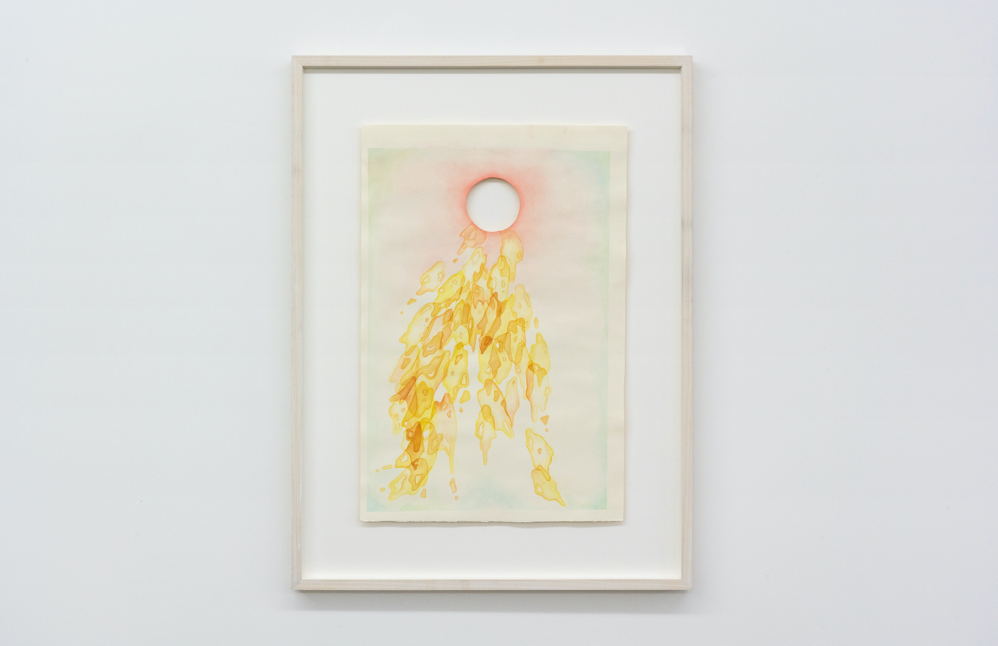Tai Shani, Cum Stains Ascending to the Event Horizon, 2020, courtesy of the artist and PUBLIC Gallery