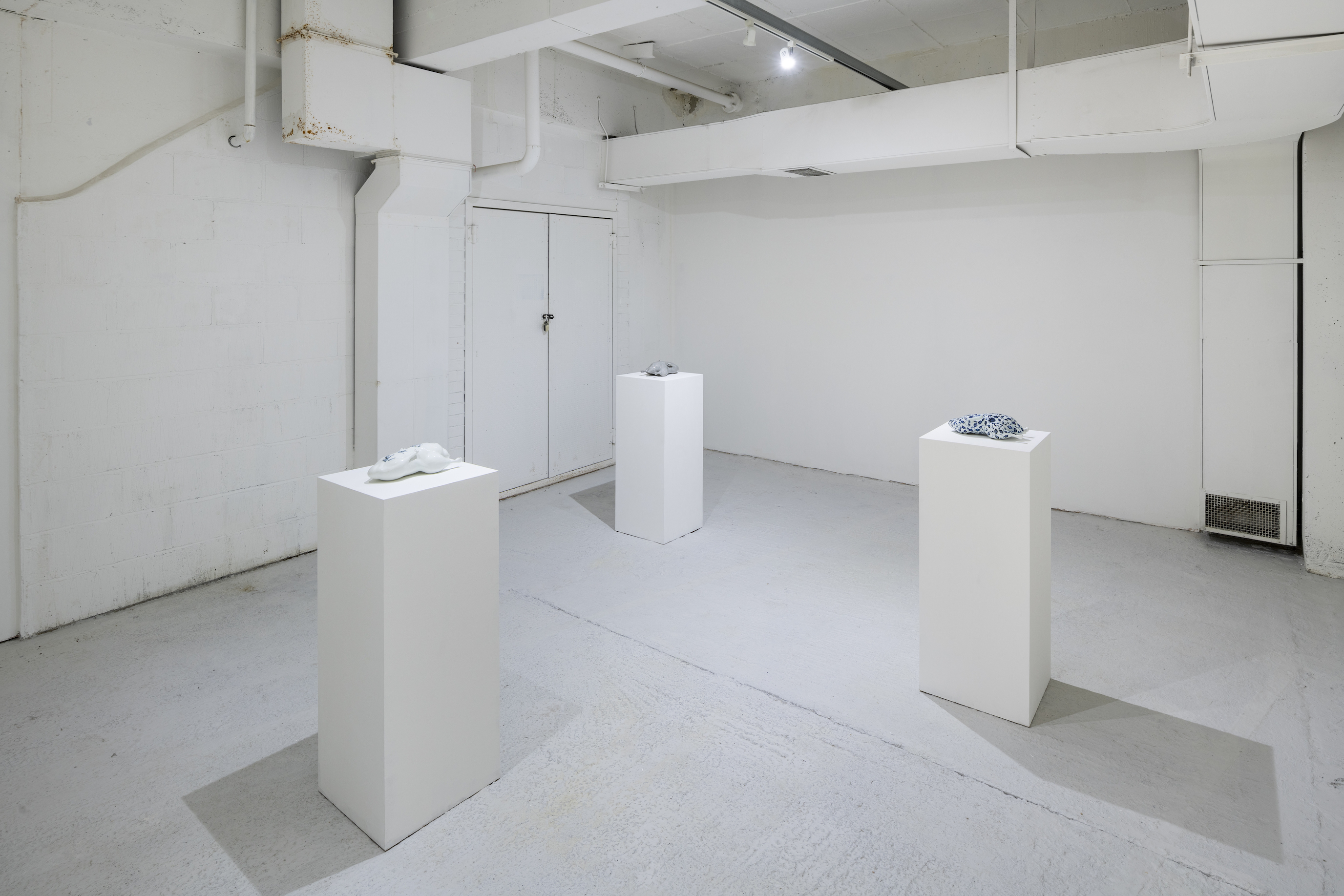 Installation view 4, Open Call, König London, 2020. photo by Damian Griffiths