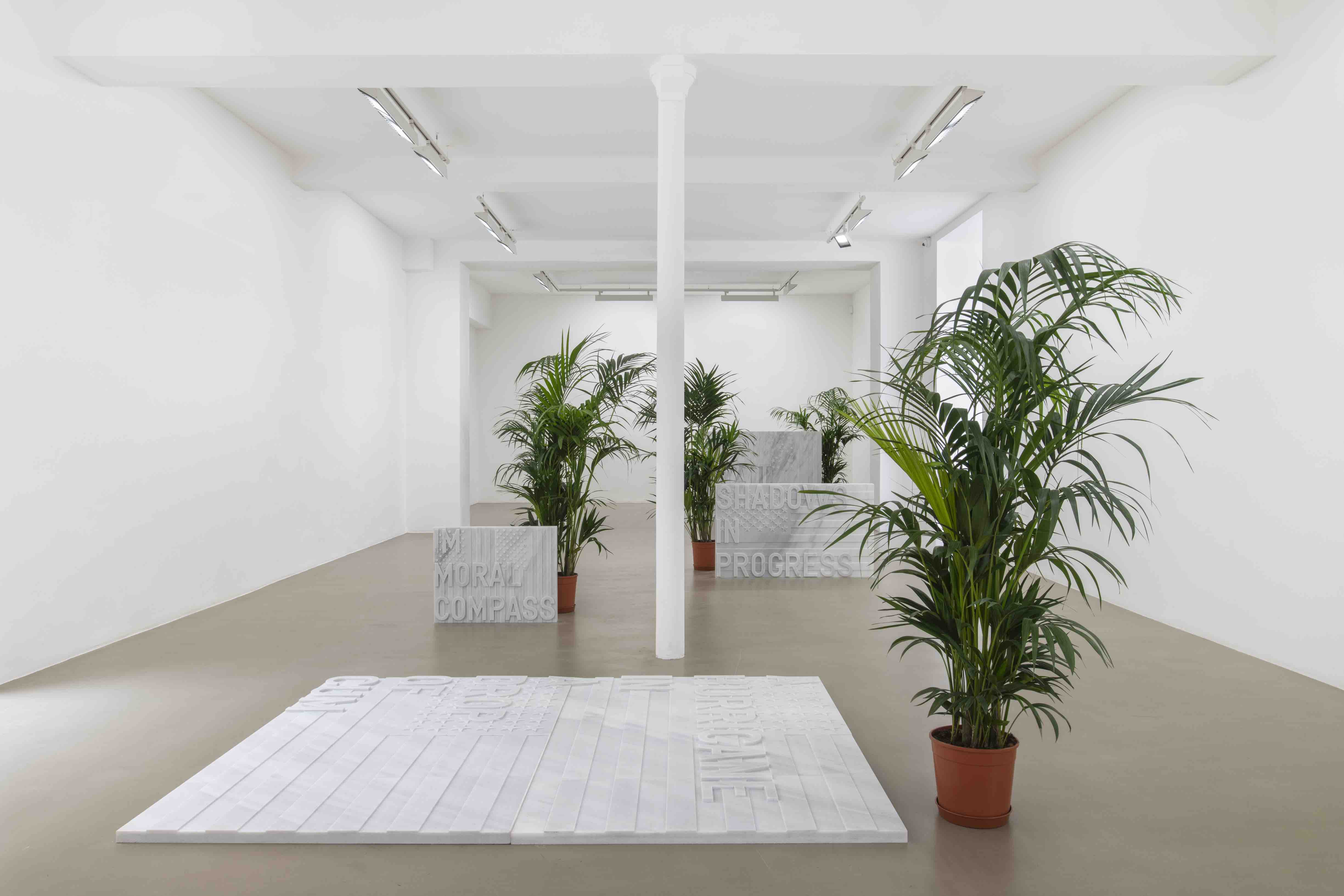 Courtesy of the artist and Galerie Chantal Crousel, Paris Photo: Martin Argyroglo