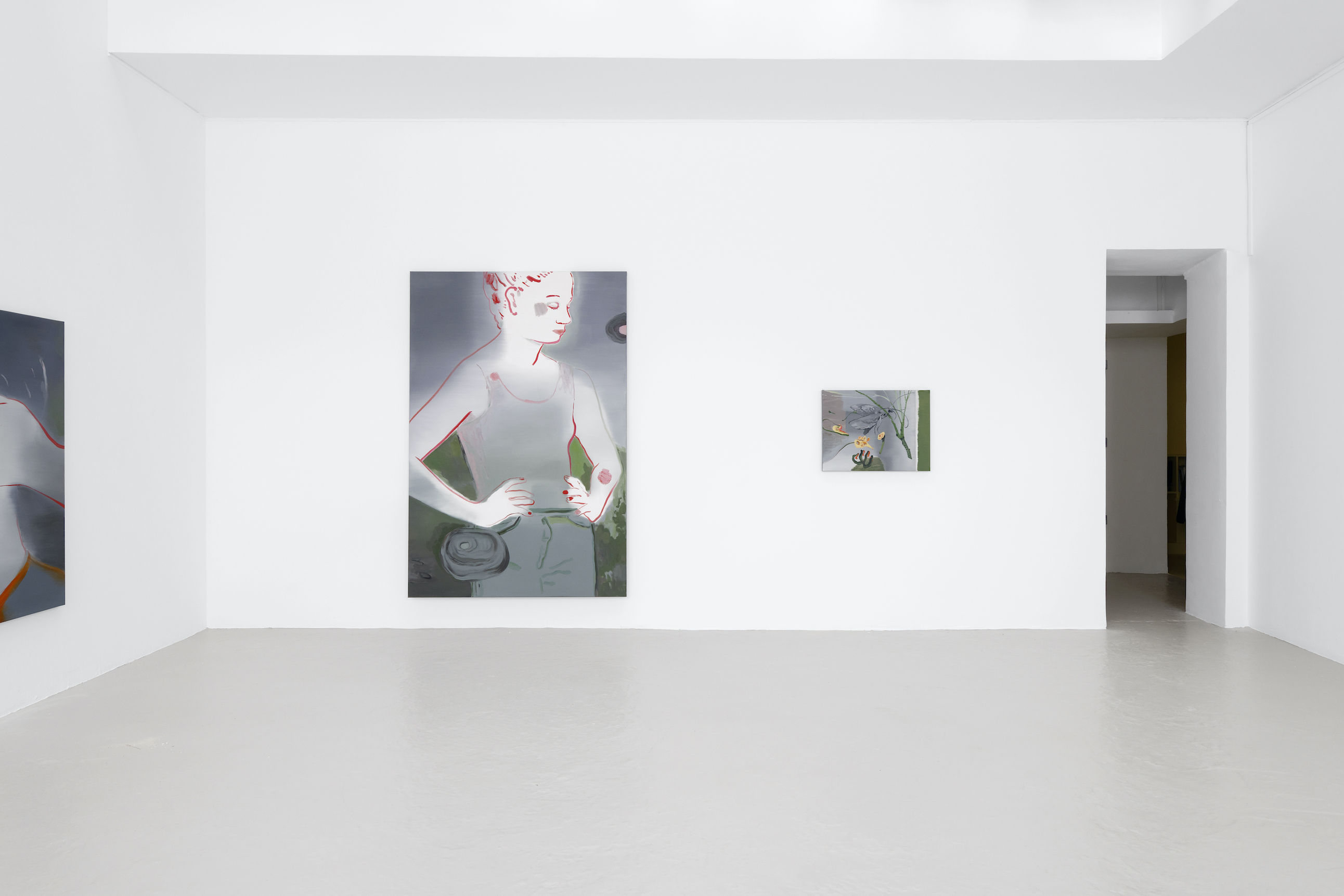 Installation view 4, Forget Me Not, 2020, Courtesy of the artist and Semiose