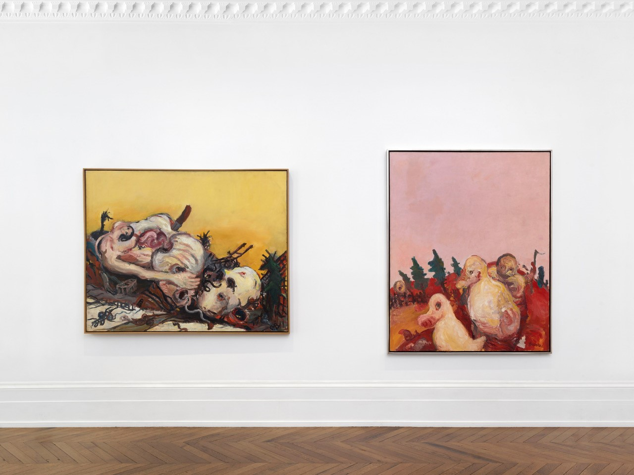 Courtesy Michael Werner Gallery, New York and London.