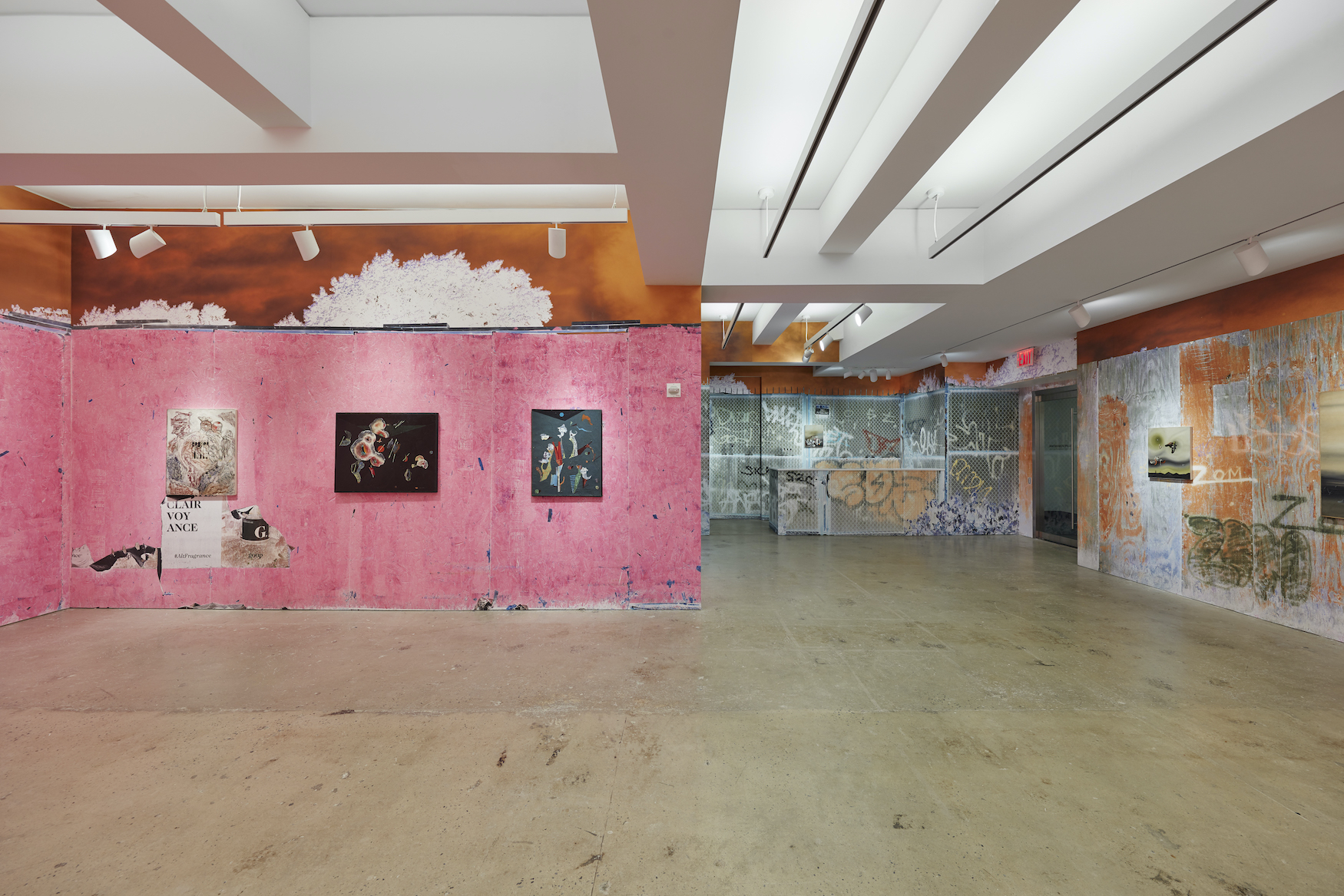Installation view 3, SUPERUNKNOWN , 2020, Courtesy of Nahmad Contemporary