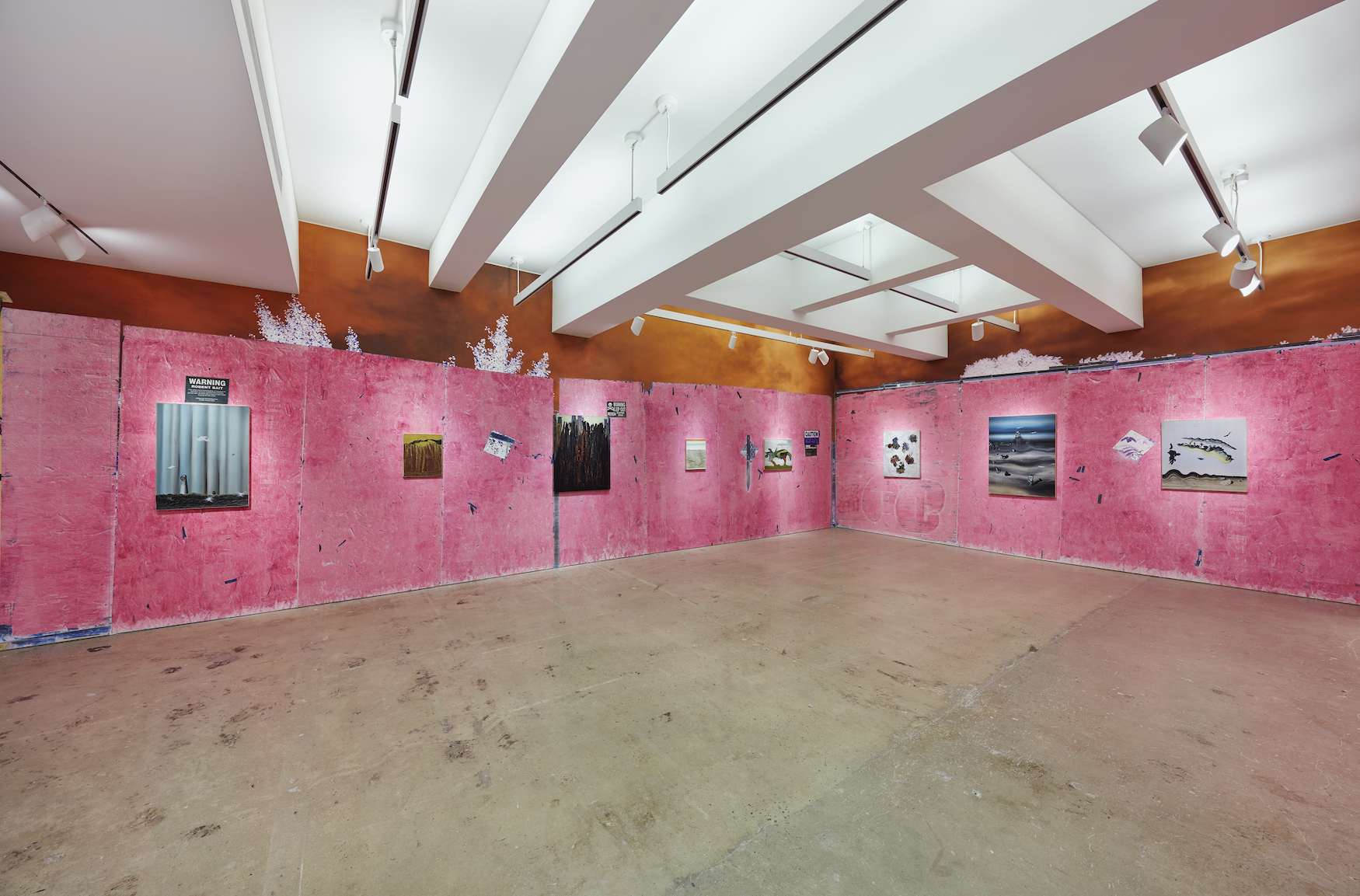 Installation view 4, SUPERUNKNOWN , 2020, Courtesy of Nahmad Contemporary