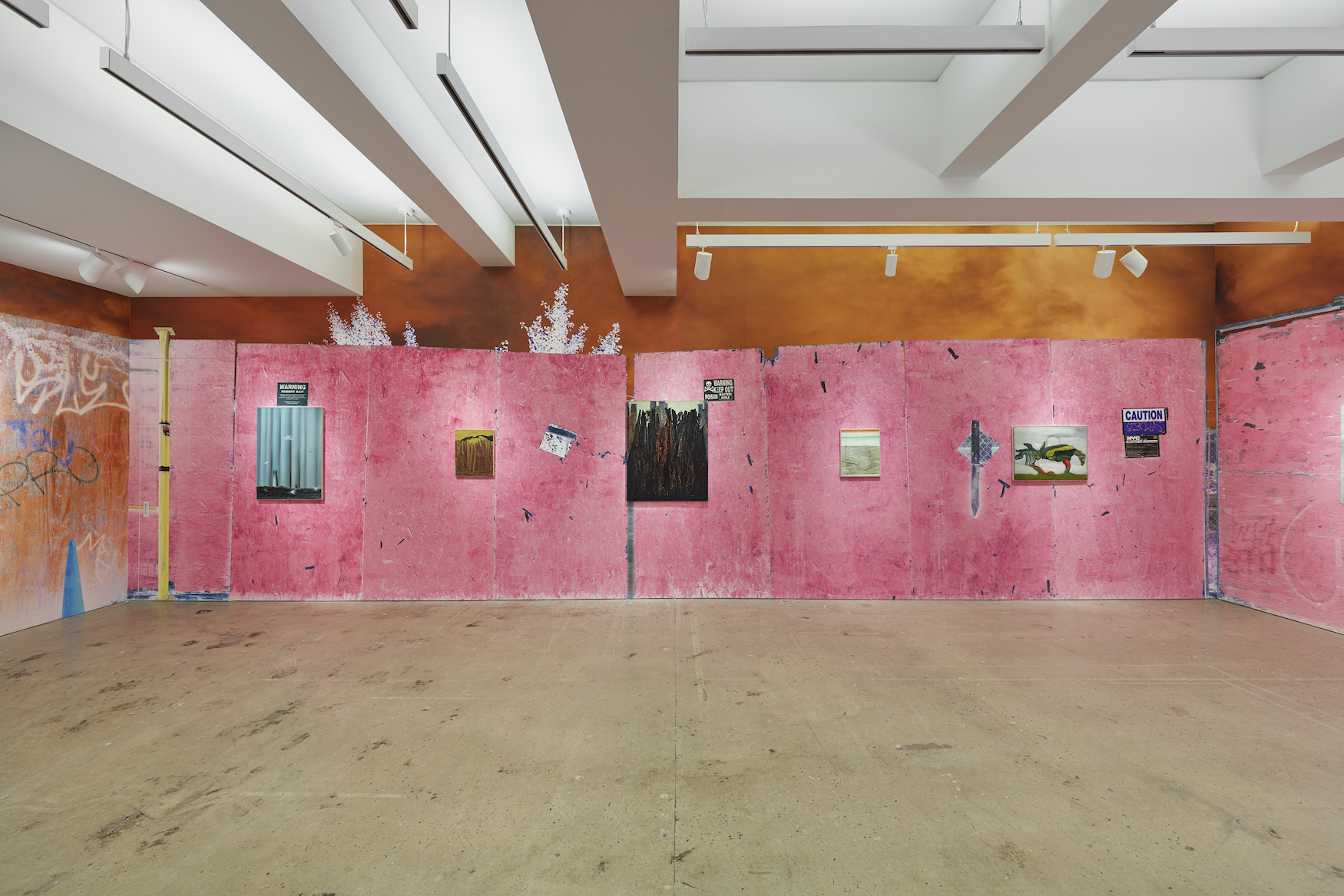 Installation view 6, SUPERUNKNOWN , 2020, Courtesy of Nahmad Contemporary