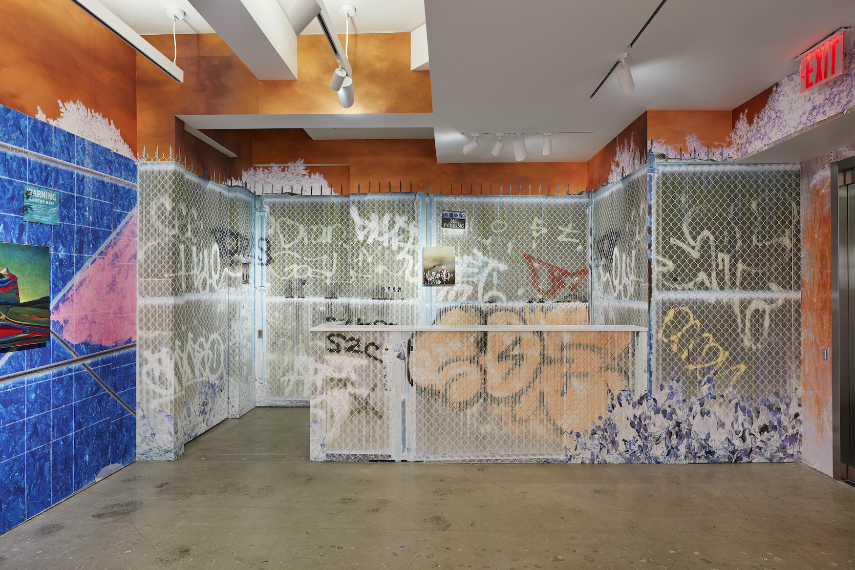 Installation view 7, SUPERUNKNOWN , 2020, Courtesy of Nahmad Contemporary