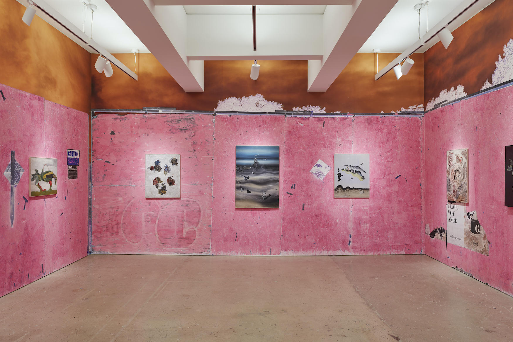 Installation view 8, SUPERUNKNOWN , 2020, Courtesy of Nahmad Contemporary