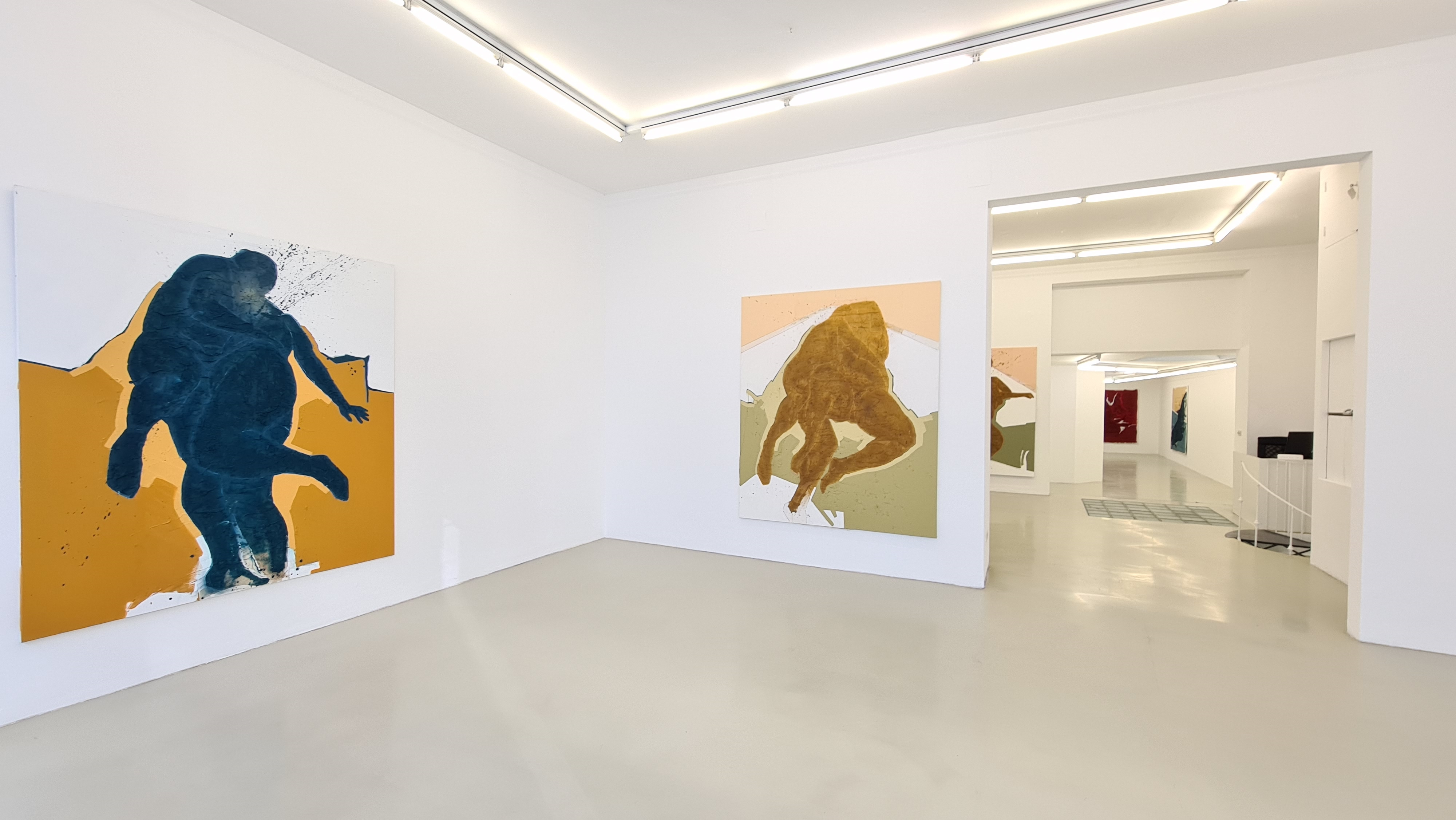 Exhibition View, Courtesy of Lukas Feichtner Galerie and the artist