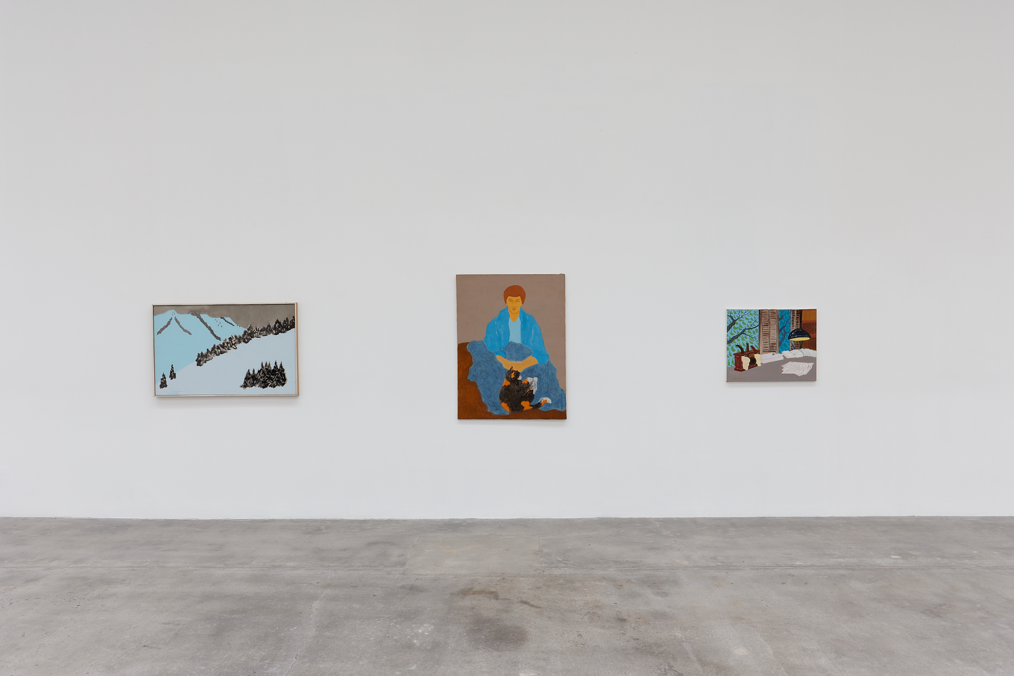 March Avery Installation view, 2020 Blum & Poe, Los Angeles © March Avery, Courtesy of the artist and Blum & Poe, Los Angeles/New York/Tokyo Photo: Heather Rasmussenn