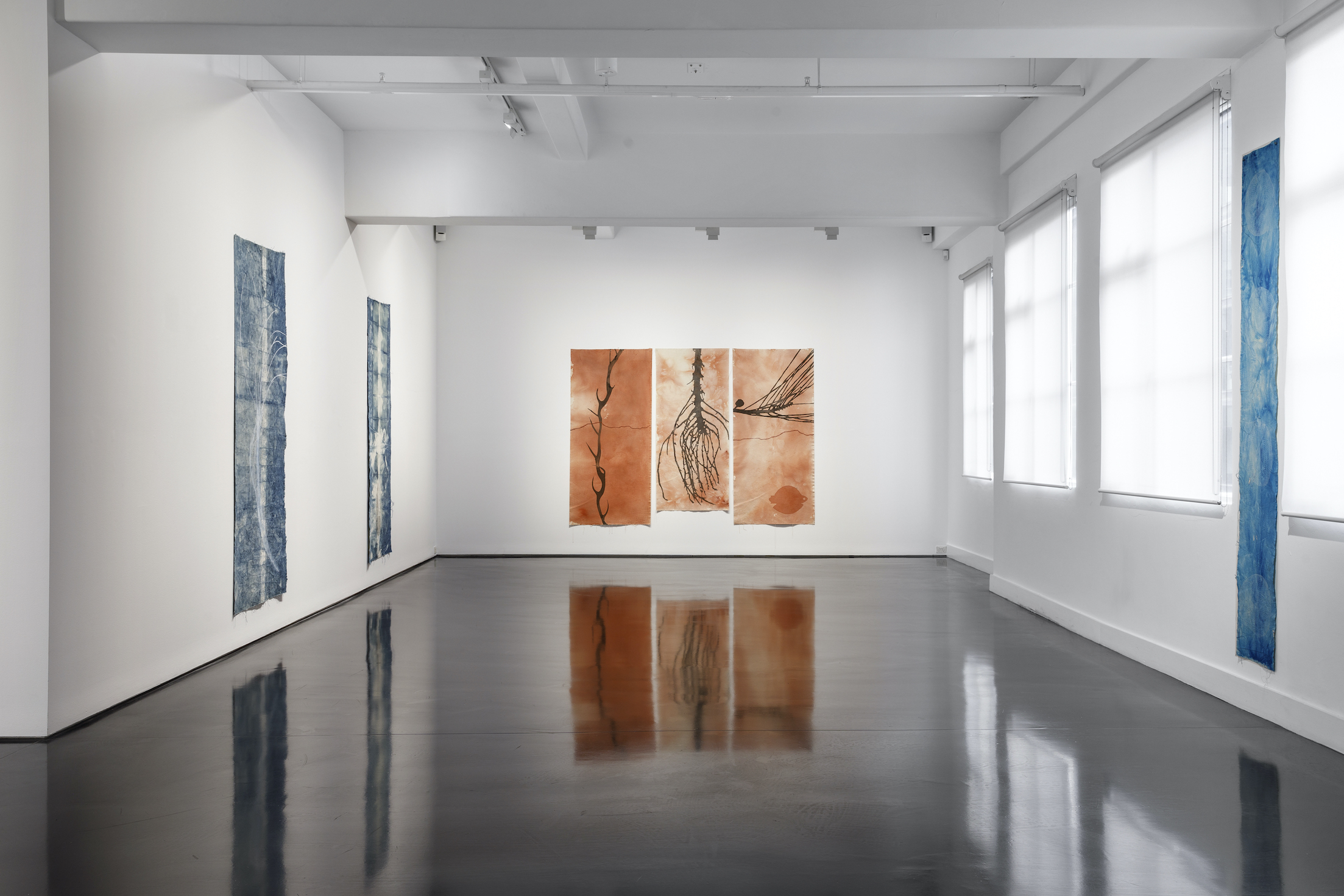 Installation view 5, memory scars, dreams and gardens, 2020, Courtesy of the artist and Tolarno Galleries