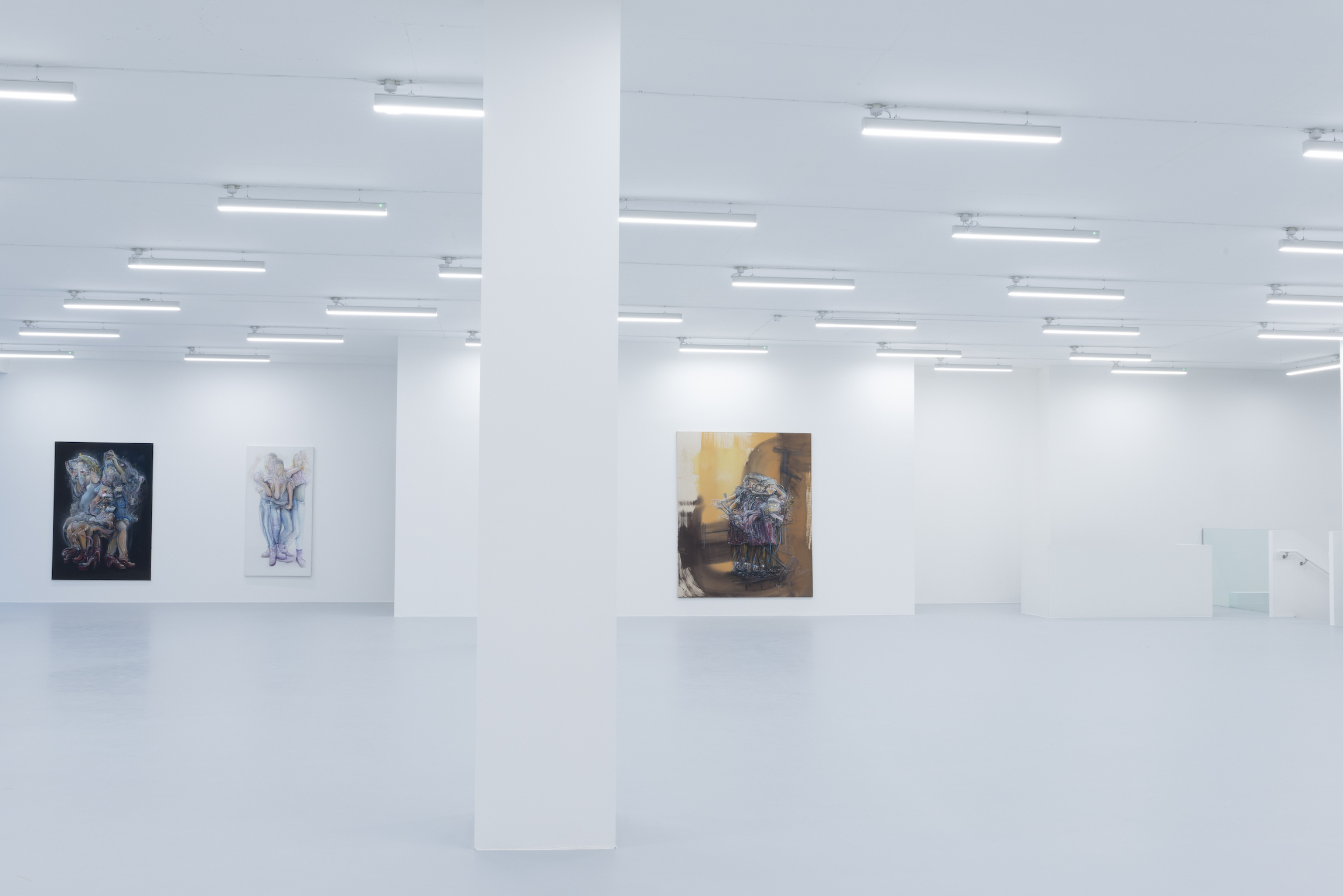 Installation view 3, Pascal Sender at Saatchi Yates, 2020, Courtesy of the artist and Saatchi Yates