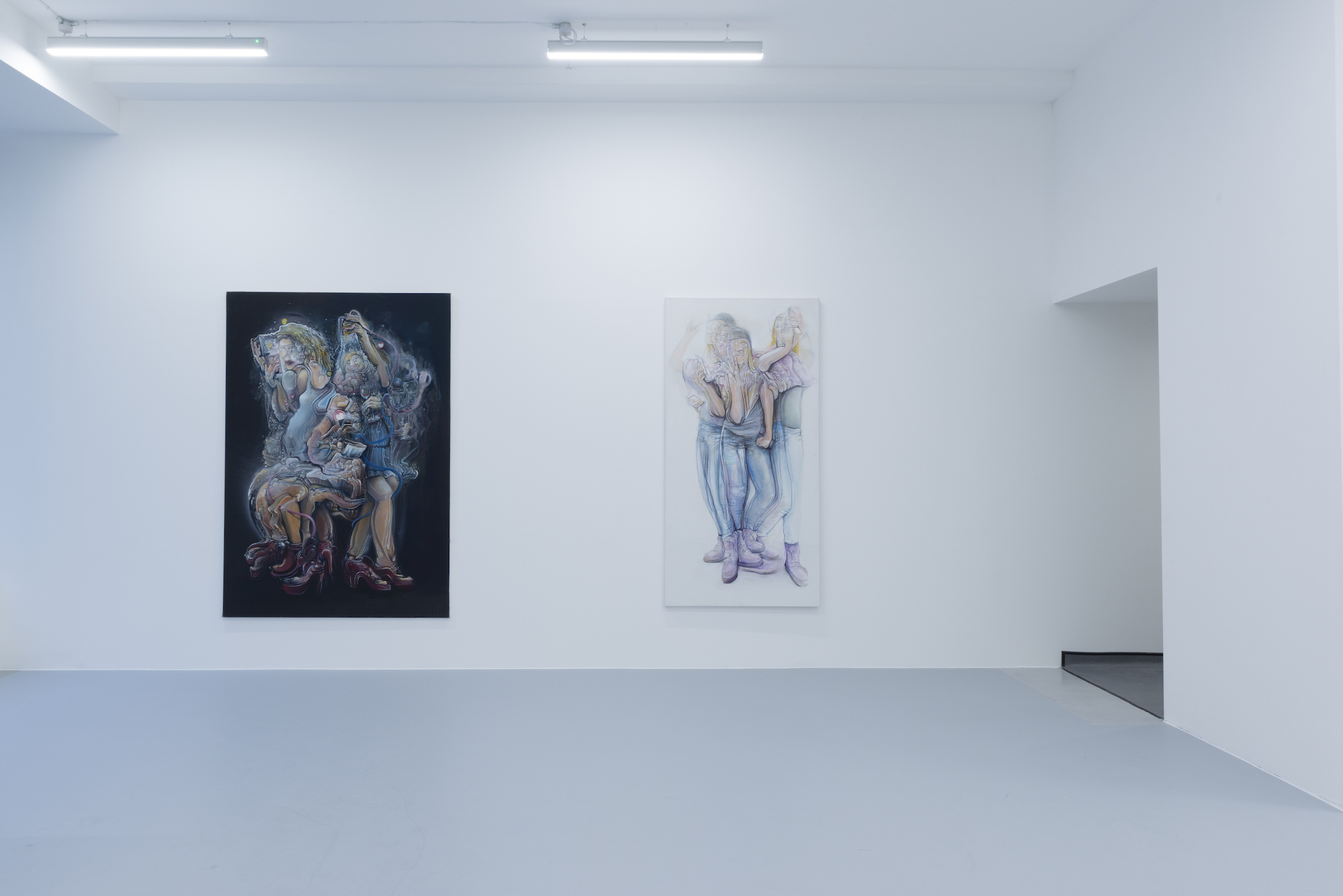 Installation view 4, Pascal Sender at Saatchi Yates, 2020, Courtesy of the artist and Saatchi Yates