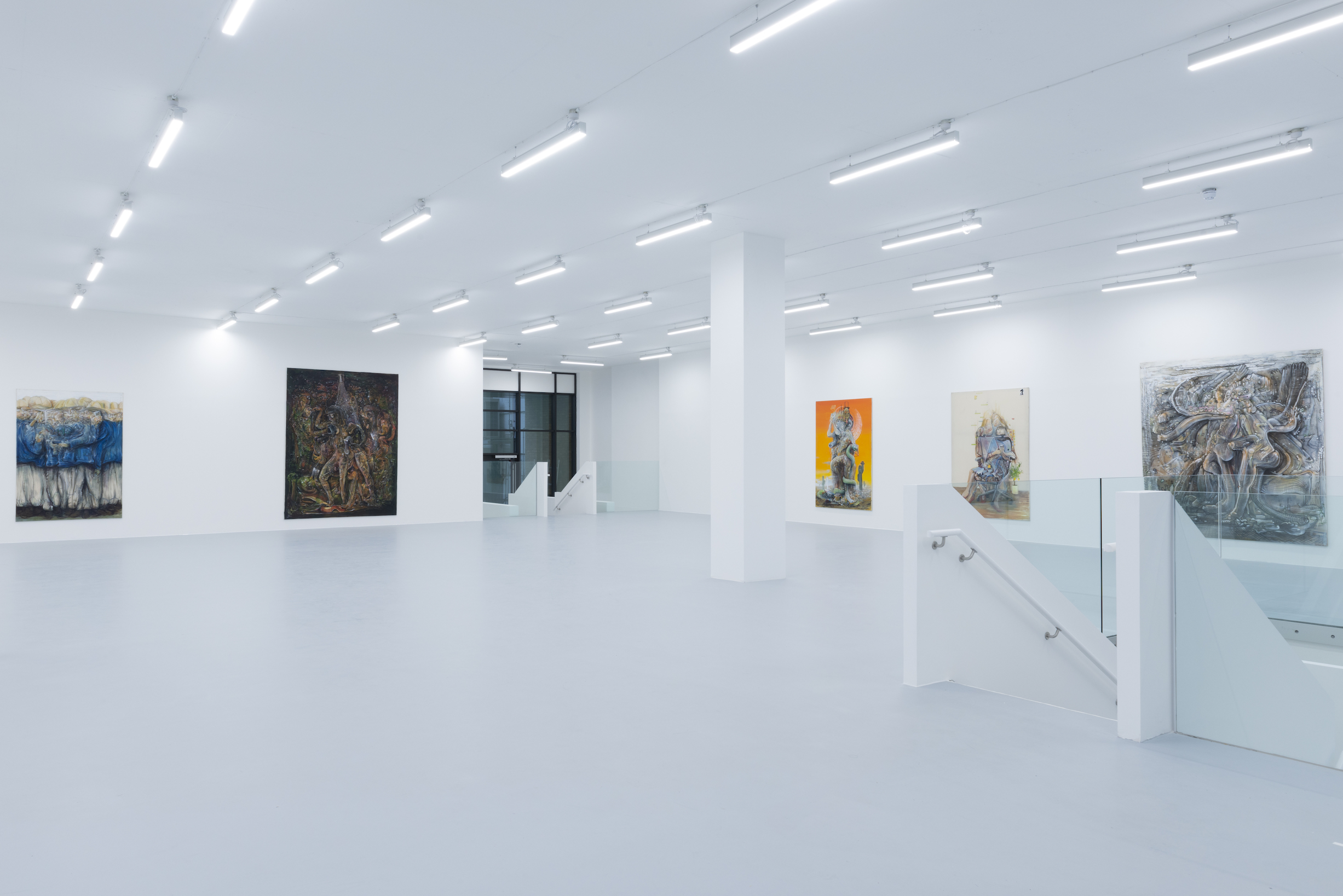 Installation view 5, Pascal Sender at Saatchi Yates, 2020, Courtesy of the artist and Saatchi Yates