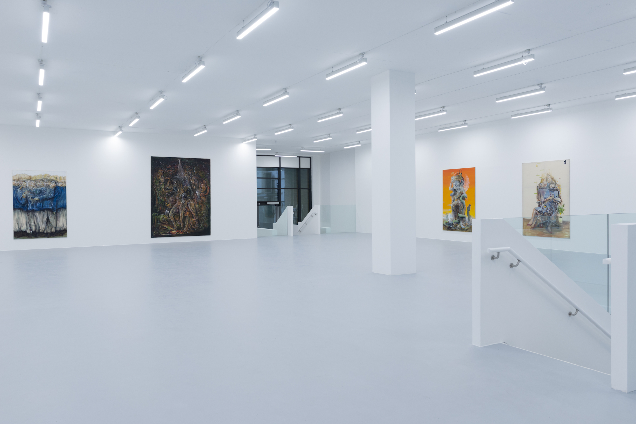 Installation view 8, Pascal Sender at Saatchi Yates, 2020, Courtesy of the artist and Saatchi Yates