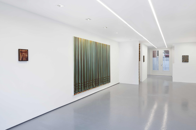 Installation view: A Priori, Louise Giovanelli | GRIMM Van Baerlestraat,