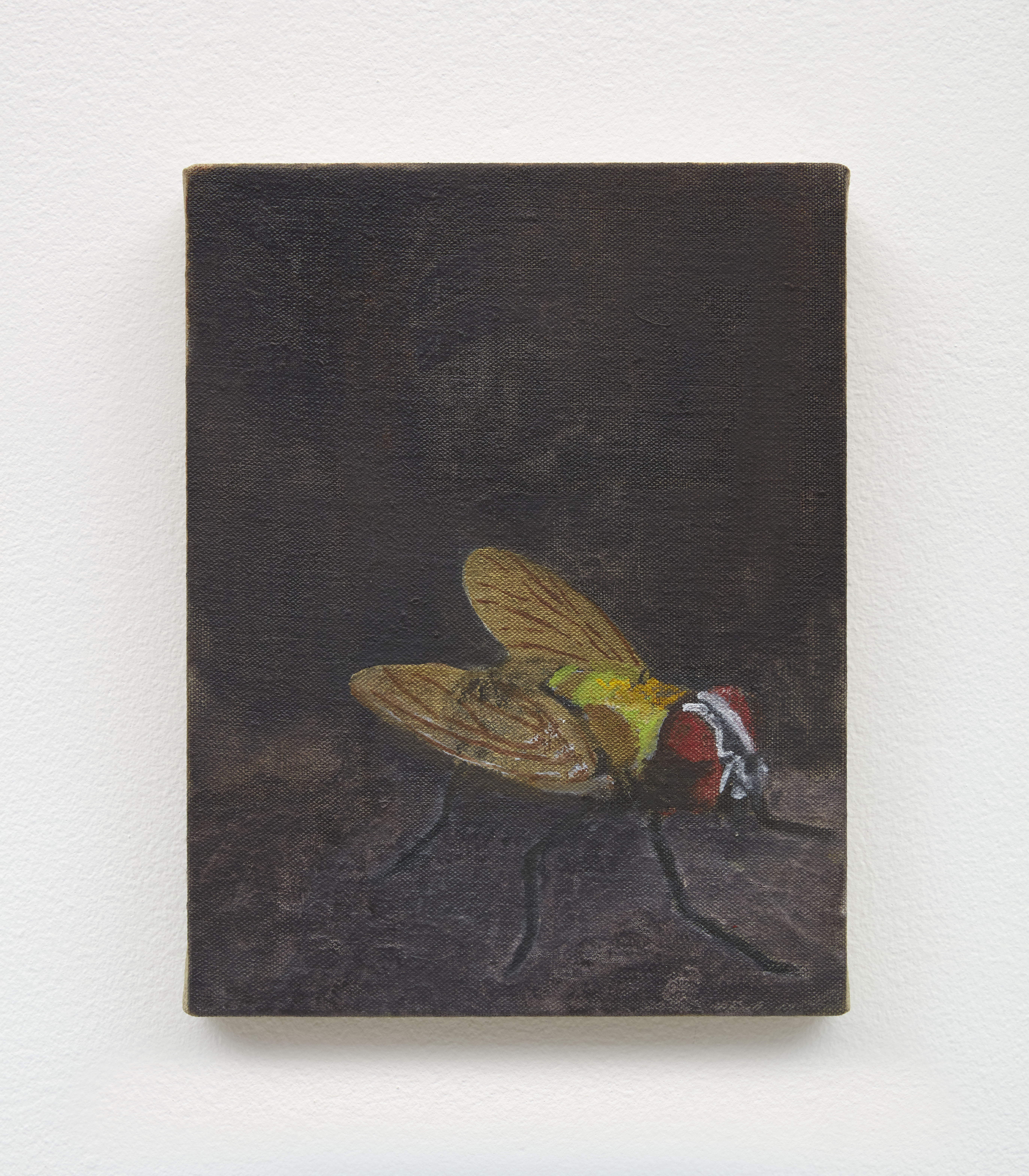 After Dark, 2020 Oil on linen 11 x 8.5 inches 27.94 x 21.59 cm