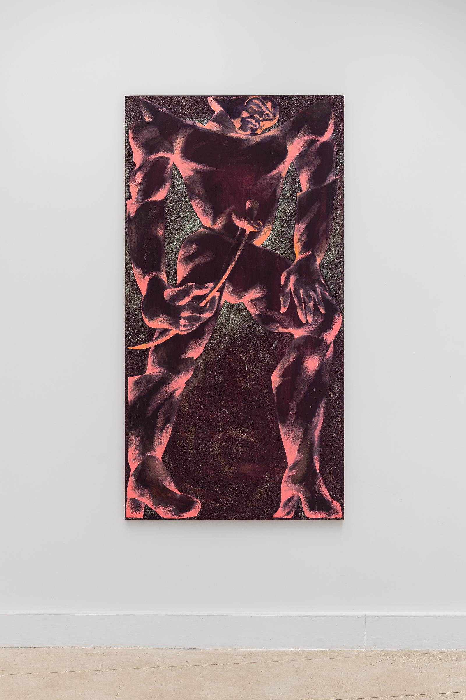 Courtesy of the artist & Galerie Derouillon, Paris Photos: Grégory Copitet