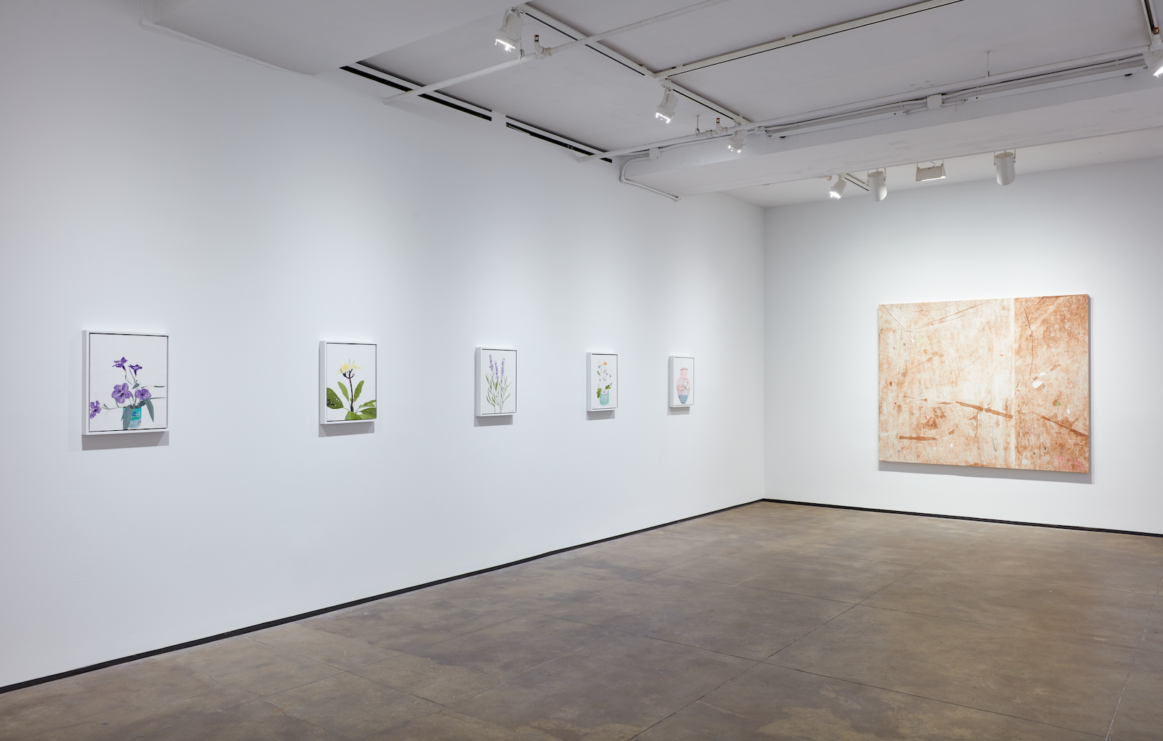 Installation view of Hugo McCloud: Burdened at Sean Kelly, New York January 22 – February 27, 2021 Photography: Jason Wyche, New York Courtesy: Sean Kelly, New York