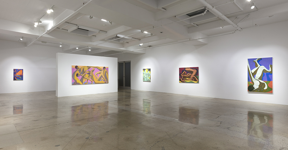 Installation view / Mark Yang / Body Double / Steve Turner / Courtesy of the Artist and Steve Turner, Los Angeles