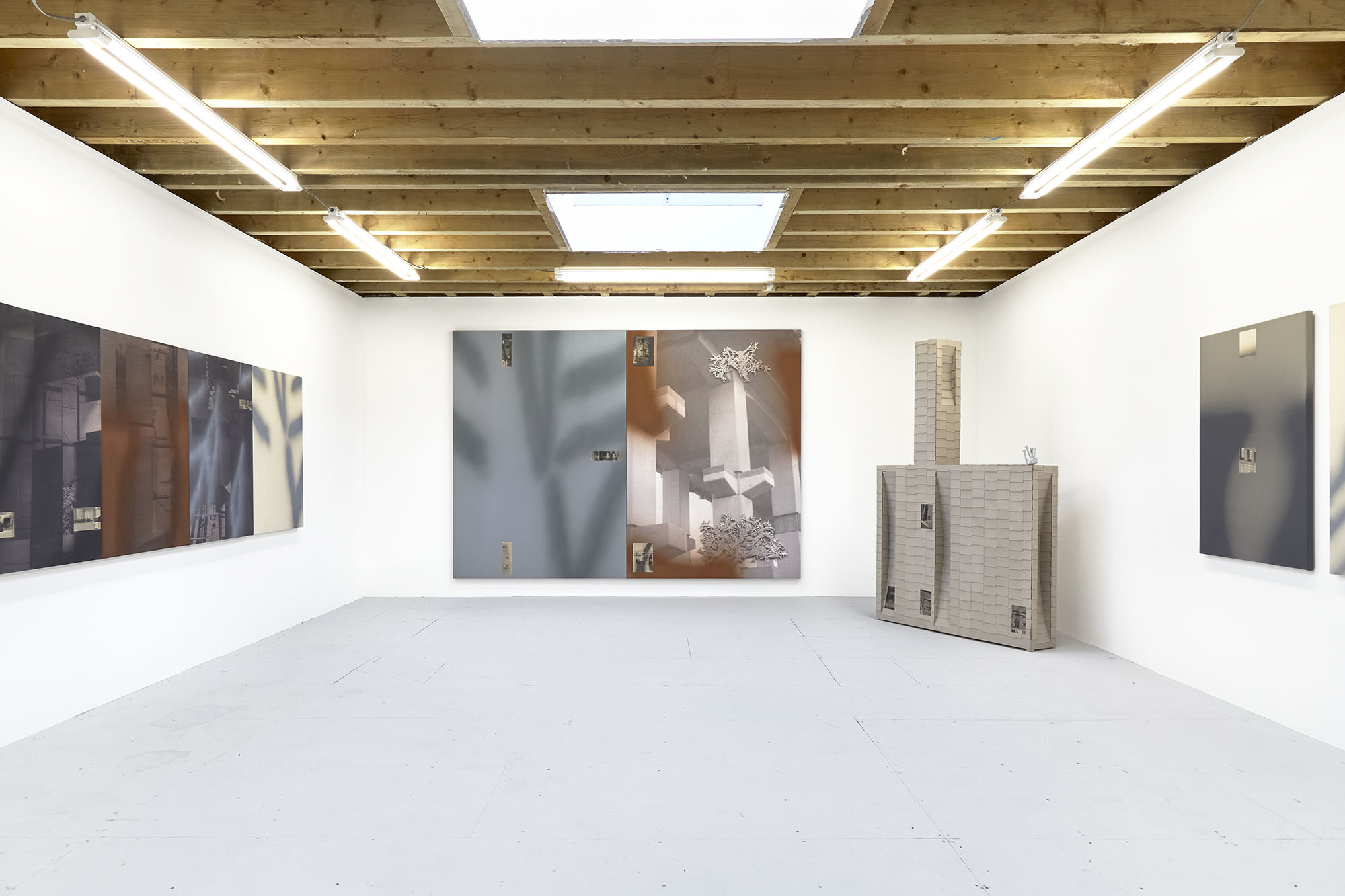Installation View, Florist Mews, 2021, images courtesy of the artist and Castor Gallery