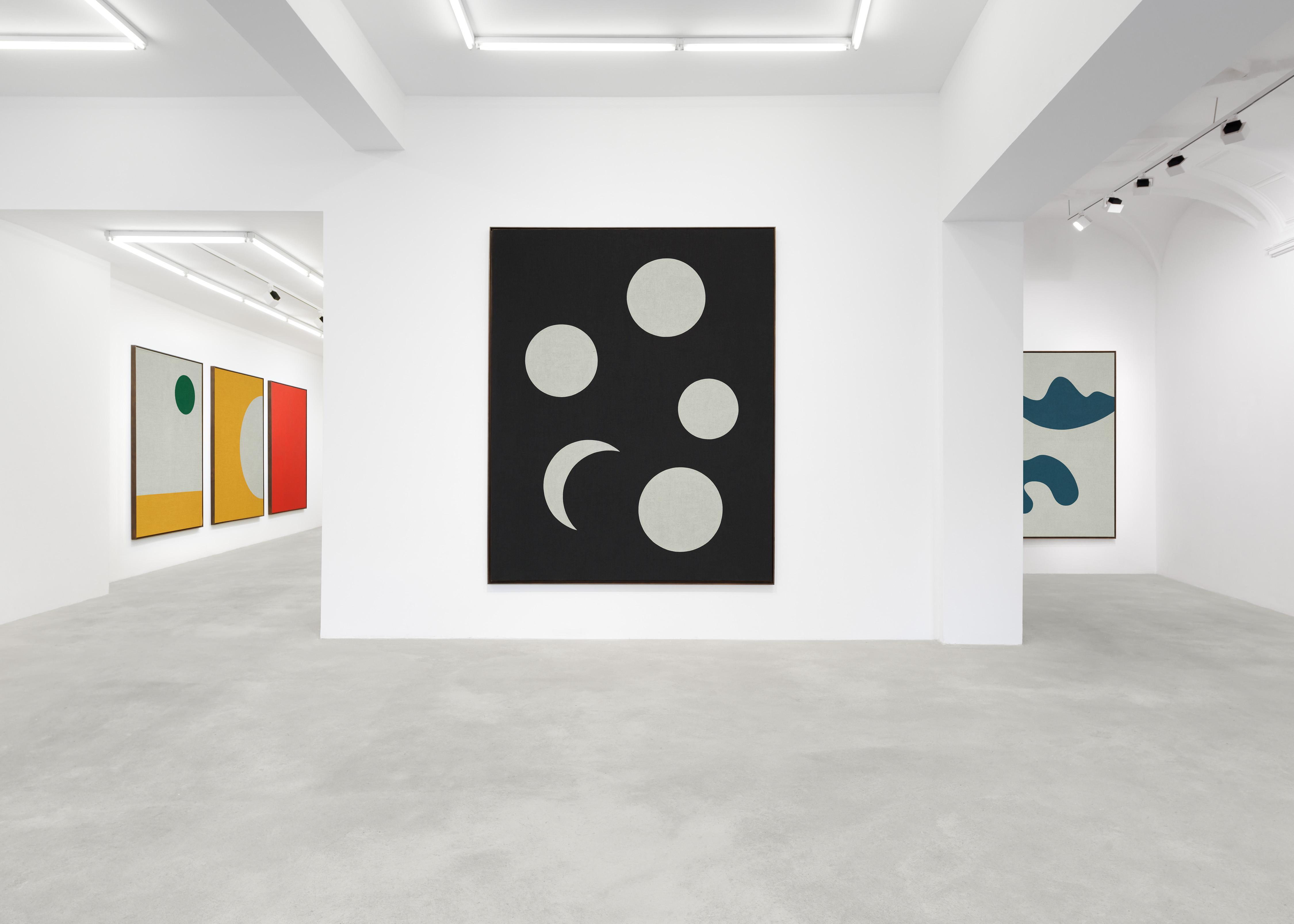 Antonio Ballester Moreno Installation views, 'DAY' Tanya Leighton, Berlin. 12 March – 17 April 2021 Photography: Gunter Lepkowski.