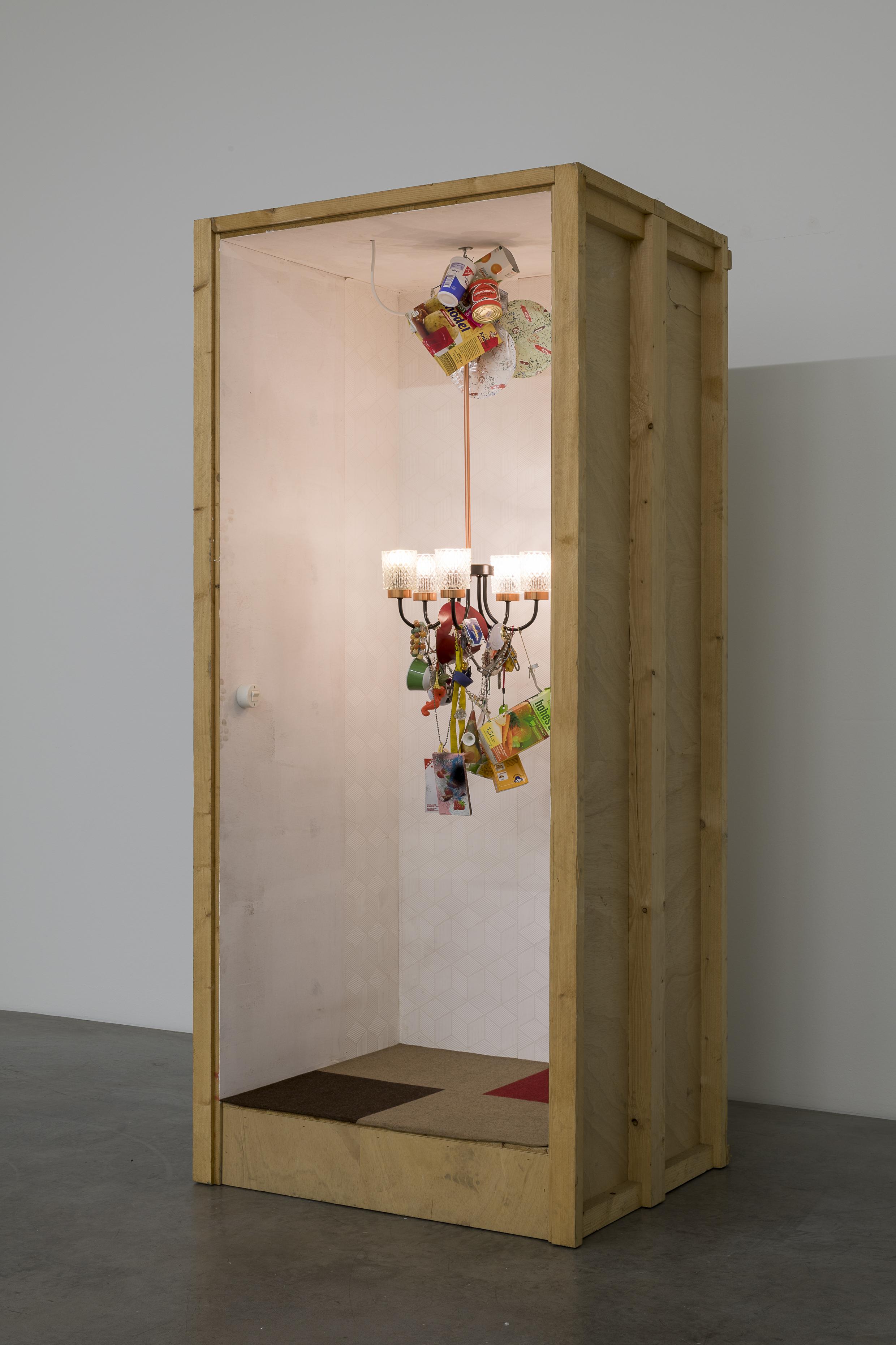 Courtesy the artist and Galerie Neu, Berlin Photography: Stefan Korte