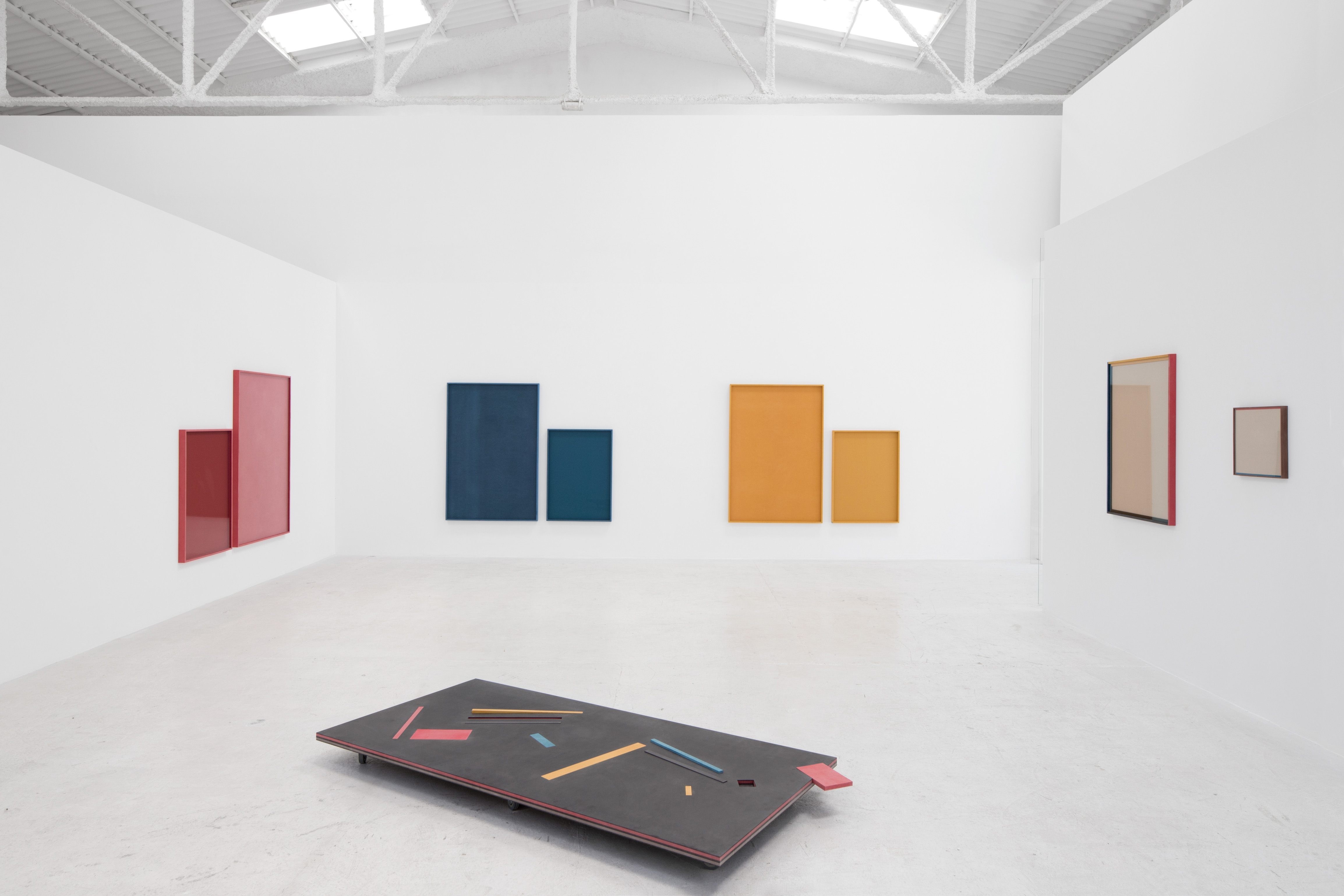 Installation view: Irma Álvarez-Laviada: TODO SE PARECE A ALGO , L21, 14 May – 23 June. Courtesy: L21 Gallery