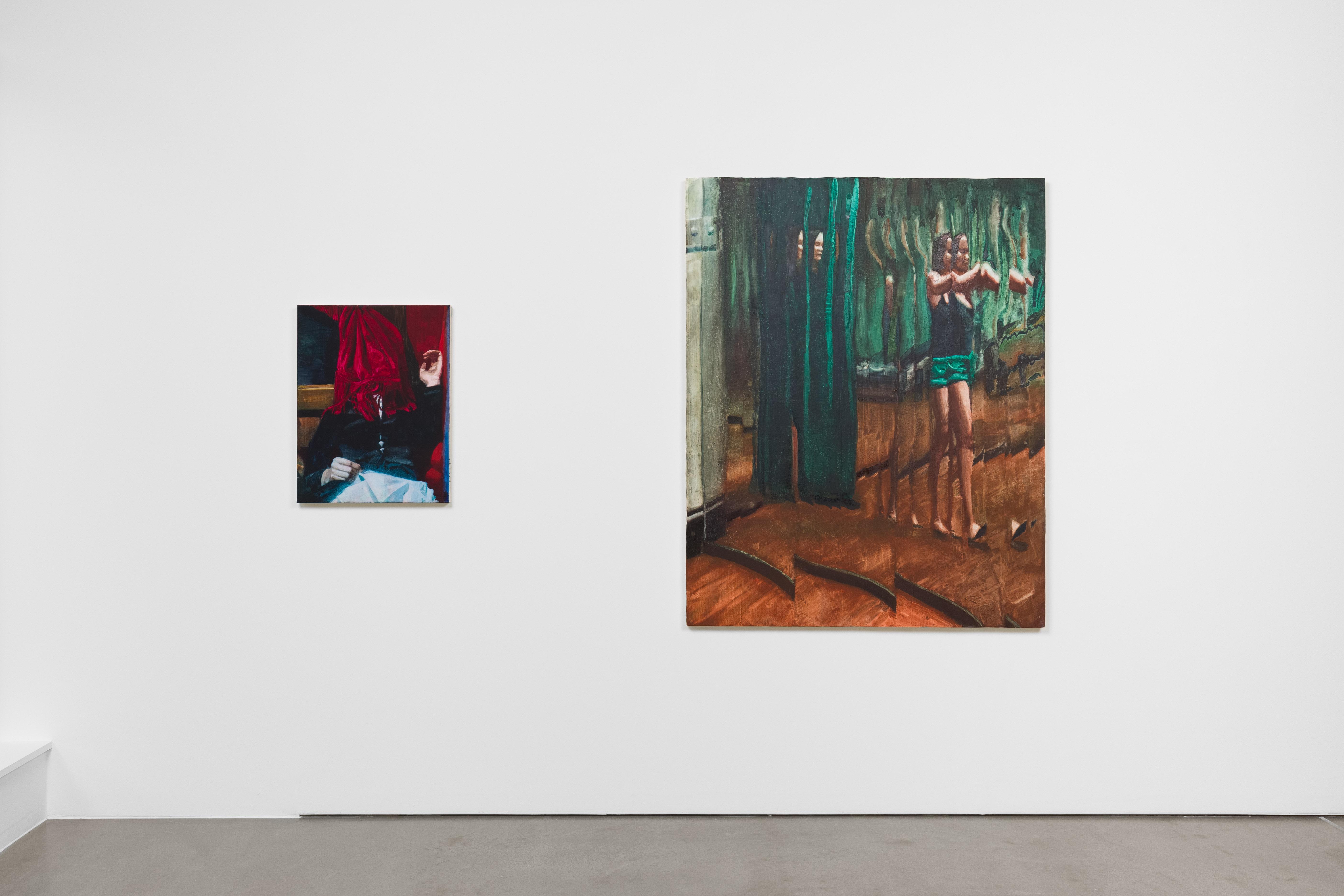 Installation view: Joseph Yaeger: Doublespeak, Project Native Informant, 4 Jun 2021 – 10 Jul 2021. All images: Courtesy of the artist and Project Native Informant, London